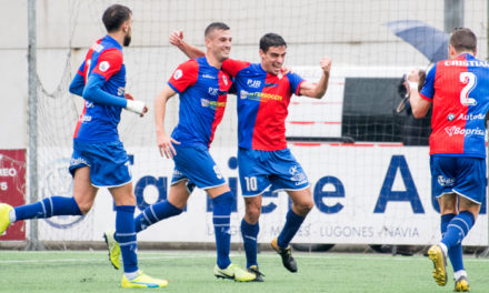 El Nuevo Ganzábal impulsa la victoria del equipo