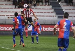 El Langreo cae goleado en Bilbao