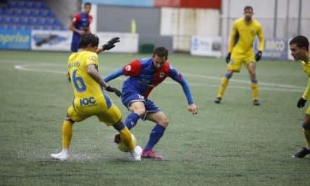 Los tres puntos se quedan en casa frente a Las Palmas
