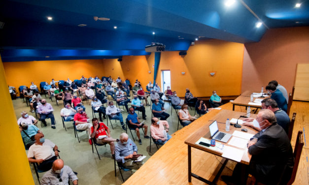 Convocatoria asamblea General Extraordinaria de Socios