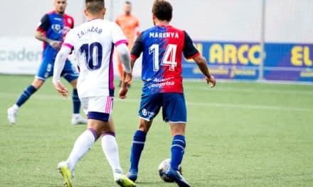 Horario confirmado para el Real Valladolid Promesas – UP Langreo