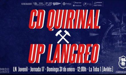 El Quirinal, próximo rival del Liga Nacional