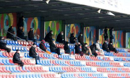 Socios con acceso al UP Langreo – Burgos CF del próximo domingo