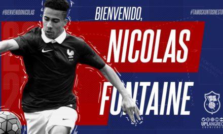 ¡Bienvenido, Nico Fontaine!