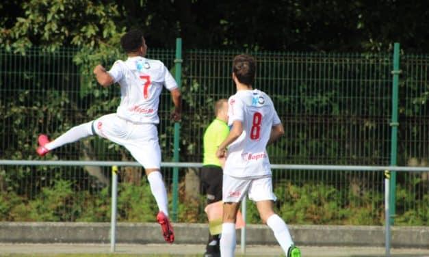 Crónica del Juvenil. Navarro CF 0 – 4 UP Langreo