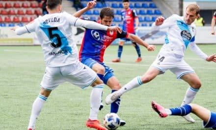 Horario confirmado para el RC Deportivo – UP Langreo