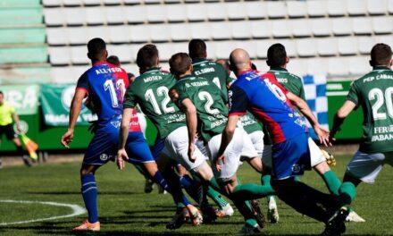 ¡A por la victoria frente al Racing de Ferrol!