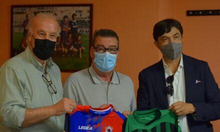 Vicente del Bosque homenajea a Junquera en Ganzábal