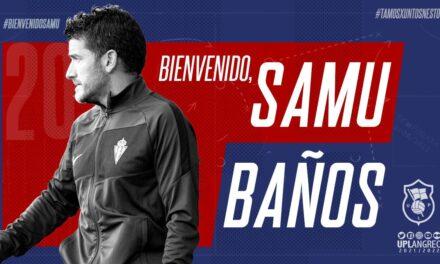 SAMUEL BAÑOS, NUEVO ENTRENADOR DEL UP LANGREO