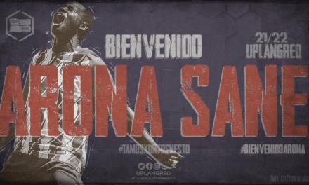 Arona Sané, velocidad para las bandas del UP Langreo